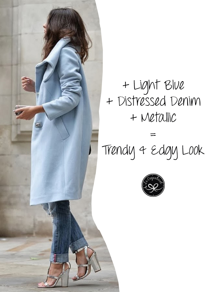 lecoquelicot trendy edgy look style tips light blue213