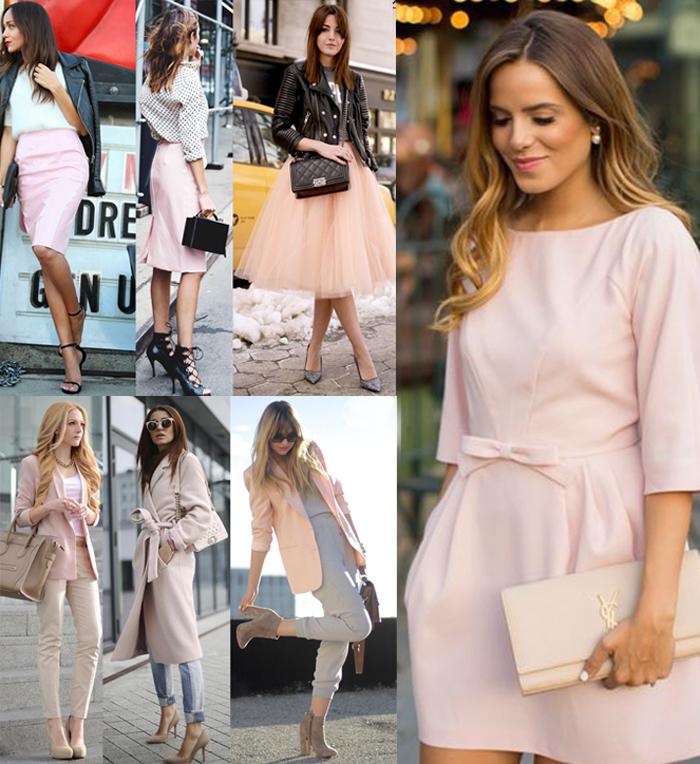6 Formas De Usar Light Pink Le Coquelicot Le Coquelicot