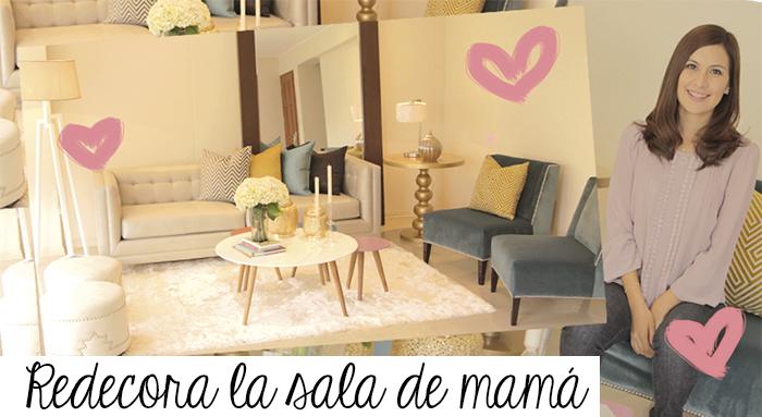 redecora la sala de mama